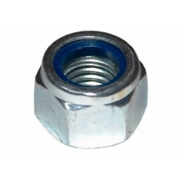 Metric Coarse Nylon Insert Self Locking Nut Class-8 DIN6924