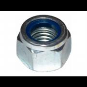 Metric Coarse Nylon Insert Self Locking Nut Class-8 DIN6924