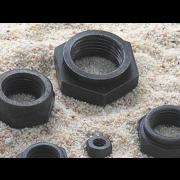 Metric Coarse All Metal Self Locking Nut Class-8 DIN6925