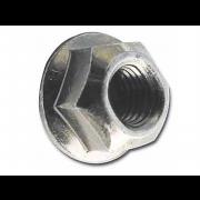 UNC All Metal Self Locking Nut with Flange Steel IFI100107