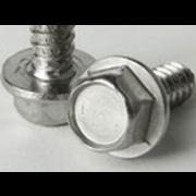 Metric Washer Faced Hexagon Head Self Tapping Screw B Case Hardened Steel DIN6928F