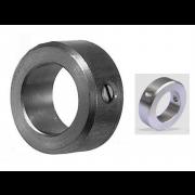 Metric Adjusting Rings Light Steel DIN705A