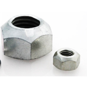 Metric Coarse ISO Prevailing Torque Locking Nut All Metal Steel ISO7719