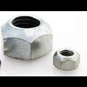 Metric Coarse ISO Prevailing Torque Locking Nut All Metal Steel ISO7719