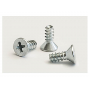 Metric Phillips Countersunk Head Self Tapping Screw B Case Hardened Steel DIN7982FH