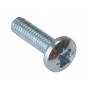 BA Pozi Pan Head Machine Screw Grade-4.8 BS57