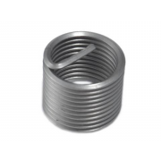 Metric Coarse Wire Thread Inserts Free Running Stainless-Steel DIN8140A