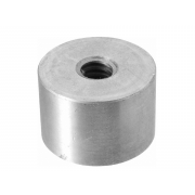 Metric Coarse Round Nut Steel DIN82013