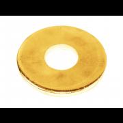 Metric Washer 3 X Diameter Brass DIN9021