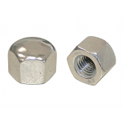 Metric Coarse Domed Hexagon Nut Low Crown Stainless-Steel-A2 DIN917