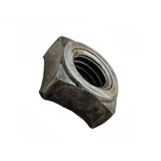 Metric Coarse Square Weld Nut Standard Collar Steel DIN928C