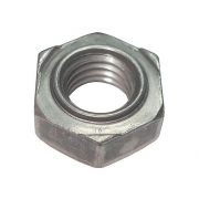Metric Coarse Hexagon Weld Nut Standard Collar Stainless-Steel-A4 DIN929C