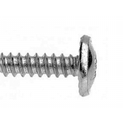 Metric Pozi Flange Pan Head Self Tapping Screw B Case Hardened Steel DIN968FZ