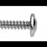 Metric Pozi Flange Pan Head Self Tapping Screw B Case Hardened Steel DIN968FZ