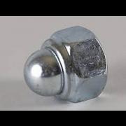 Metric Coarse Dome Caped Nylon Insert Nut Class-8 DIN986