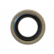 Metric Dowty Type Bonded Sealing Washer  Steel