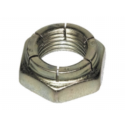 UNC Flexloc Nut Thin Height Heavy Duty Steel