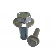 Metric Coarse Hexagon Flange Bolt Large Flange Grade-8.8