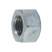 Metric Coarse Hexagon Full Nut Over Size H D Galvanised Class-6 DIN934