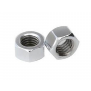 UNC Hexagon Full Nut Stainless-Steel 18/8-304-A2 B18.2.2