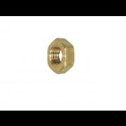 Metric Coarse Hexagon Lock Nut Brass DIN936