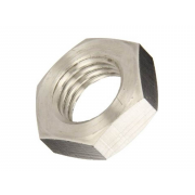 UNC Hexagon Lock Nut Stainless-Steel 18/8-304-A2 B18.2.2
