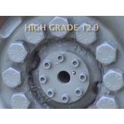Metric Fine Hexagon Head Set Screw Fine Pitch Grade-12.9 DIN961
