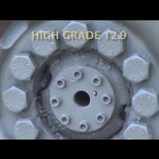 Metric Fine Hexagon Head Set Screw Fine Pitch Grade-12.9 DIN961