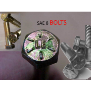 UNC Hexagon Head Bolt  SAE-8(10.9) B18.2.1