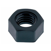 Metric Coarse Hexagon Nuts Plastic DIN34814
