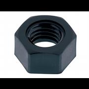 Metric Coarse Hexagon Nuts Plastic DIN34814