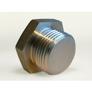 Metric Hexagon Head Taper Pipe Plug Steel