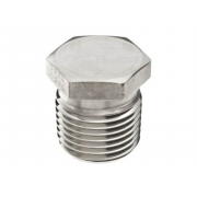 Metric Hexagon Head Taper Pipe Plug Stainless-Steel