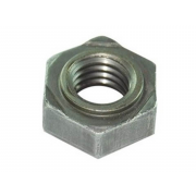 Metric Hexagon Deep Collar Projection Weld Nut Steel BLS060262C