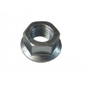 UNC Hexagon Flange Nut Steel IFI145
