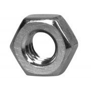 Metric Coarse Hexagon Machine Screw Nut Steel BS4183