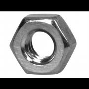 Metric Coarse Hexagon Machine Screw Nut Steel BS4183