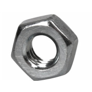 UNC Hexagon Machine Screw Nut Stainless-Steel