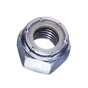 UNC Nylon Insert Self Locking NE Standard Nut Stainless-Steel 18/10-316-A4