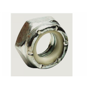 UNC Nylon Insert Self Locking NTU Thin Nut Steel C-A563