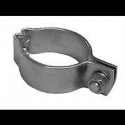 Metric Pipe Clamp Steel