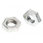 UNC Hexagon Pressed Nut Steel