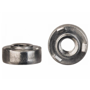 Metric Coarse Round Weld Nut Steel
