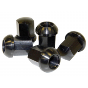 Metric Coarse Seat Wheel Nut Steel
