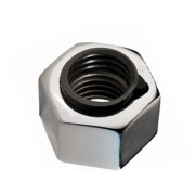 Metric Coarse Security Hexagon Lock Nut Class-8
