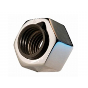 UNC Security Hexagon Lock Nut Steel