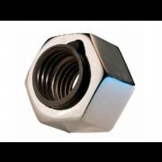 UNC Security Hexagon Lock Nut Steel