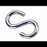 Metric S Hook Steel