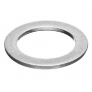 Metric Shim Shortening Washer Steel