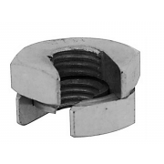 Metric Coarse Slip On Lock Nut  Steel